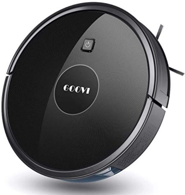 GOOVI 1600PA Robotic Vacuum Cleaner